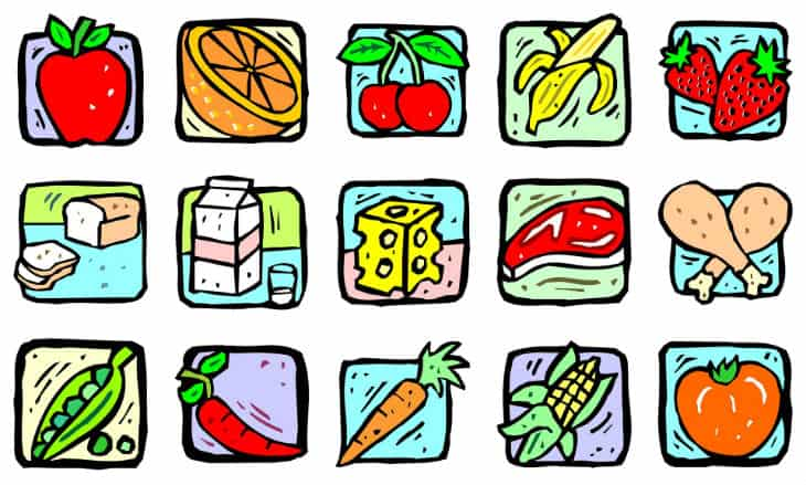 Hcg Diet Food List Calorie Count