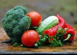 hcg vegetable