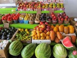 hcg fruits