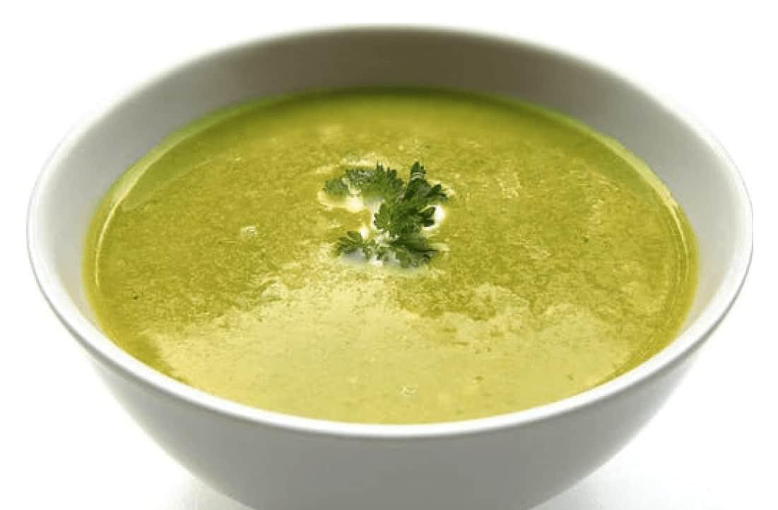 HCG recipe for celery soup