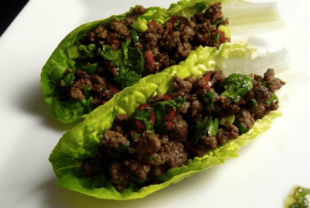 HCG diet recipe for fajitas