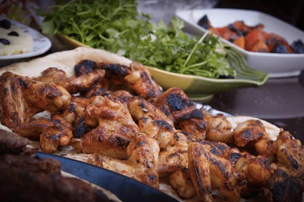 Chicken recipe for the HCG diet