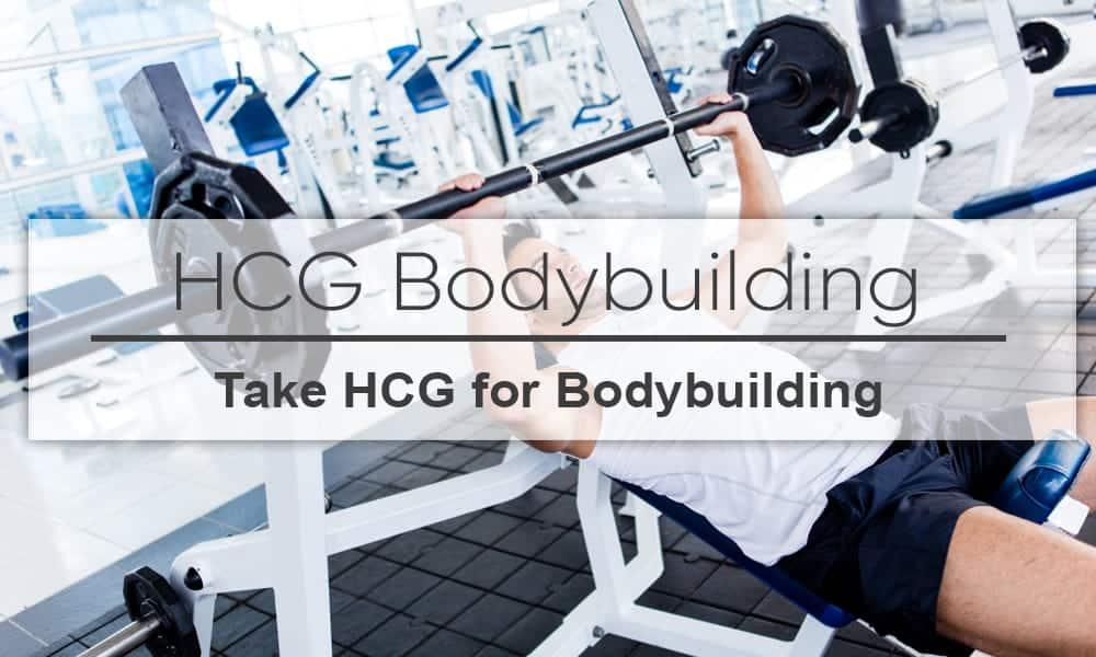 HCG Bodybuilding Results